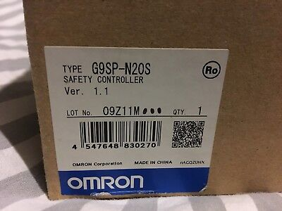 G9SP-N20S Omron Safety Controller