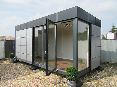20ft x 10ft MARKETING SUITE, SHOWROOM, SALES OFFICE MODERN LOOKING £11250 + VAT