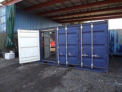 20ft x 8ft MOBILE SHOP UNIT, MARKETING SUITE, SHOWROOM, SELLS OFFICE, SECURE