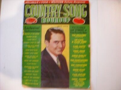 Country Song Roundup Magazine Vol. 1 No. 14 October 1951