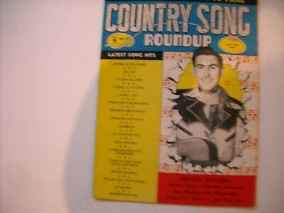 Country Song Roundup Magazine Vol. 1 No. 27 December 1953 Webb Pierce Cover!