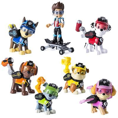 Paw Patrol Mission PAW Action Pack Pup Figure Kids Childrens Collectable Toy