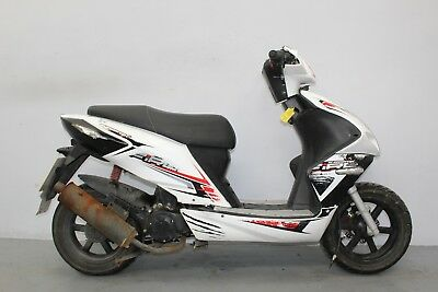 2014 Ajs Firefox 49Cc Damaged Spares Or Repair ***no Reserve*** (14121)