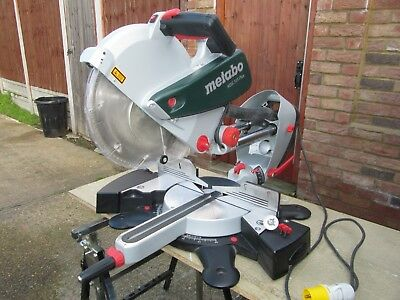 Metabo KGS 315mm Miter Saw 110v
