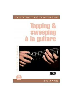 Tapping & Sweeping. Guitar DVD (Region 0)