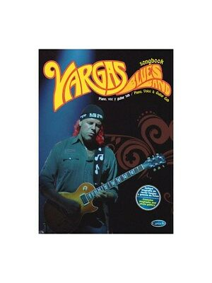 Vargas Blues Band: Songbook. PVG Sheet Music