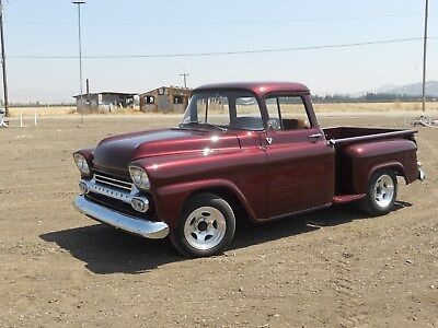 1958 Chevrolet Other Pickups 3100 1958 Chevy Big Window Pickup 3100