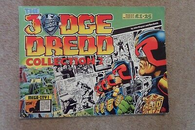 The Judge Dredd Collection 2. Daily Star Comic Strip.