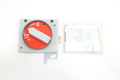 New General Electric Ge Tefr1 Rotary Integral Disconnect Handle D597828