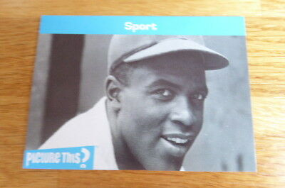 Sugar Ray Robinson  Boxing  Picture This Card 2005  Mint