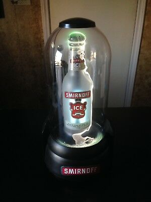 Smirnoff Ice Squall Lightning Static Electricity Adverting Dome Light