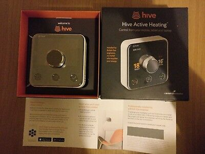 Hive heating british gas smart linked single channel receiver slr1 hive active heating with british gas professional installation cheapraybanclubmaster Image collections