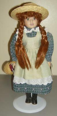 Anne of Green Gables Porcelain doll Licensing Authority