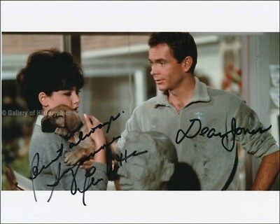 The Ugly Dachshund Movie Cast - Photograph Signed With Co-Signers