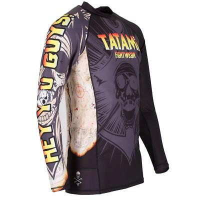 Tatami Hey You Guys Mens BJJ Rash Guard Jiu Jitsu Compression MMA Top Goonies