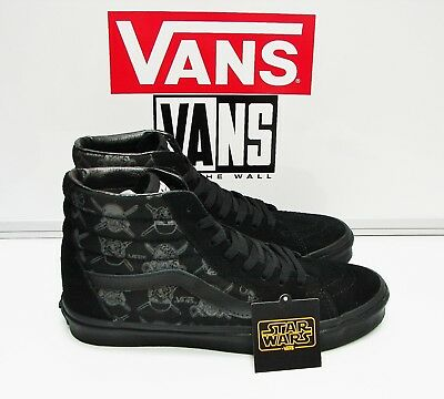 1dbe12da8a VANS MEN S SK8-HI Reissue STAR WARS Dark Side Darth Storm VN-0TD9EX8 SIZE  10 -  84.95