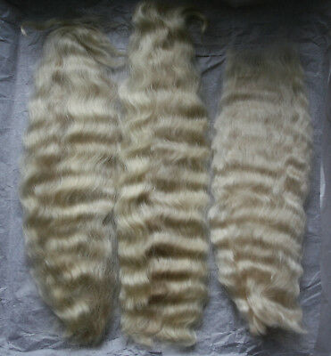 ANGORA MOHTIQUE mohair for reborn blond 1oz