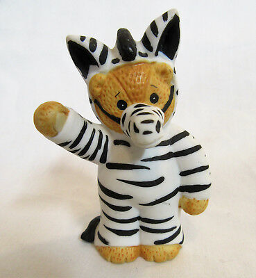 Lucy & Me ~ Zebra Wild Animal Stripes ~ Lucy Rigg Enesco Figurine