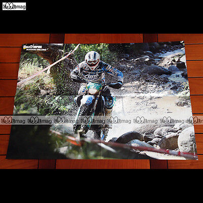 MATHIAS BELLINO (2011) - Poster Pilote MOTO-CROSS (Motocross) #PM245