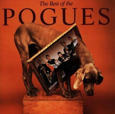 The Pogues - The Best Of The Pogues - The Pogues CD GULN The Cheap Fast Free The