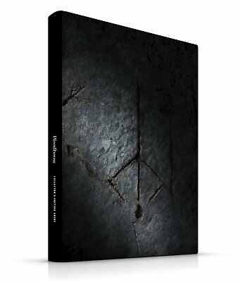 Bloodborne collectors strategy guide 2015 first edition Future Press NEW dents