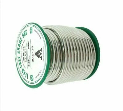 SOLDER WIRE LEAD FREE  500gm GRADE 99C SUMMIT
