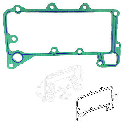 Oil Cooler Gasket With Silicone Fits Mercedes-Benz, Neoplan, 4421880580, 765.735