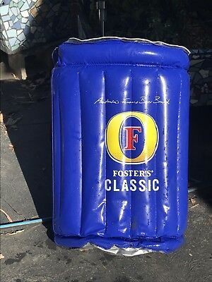 Fosters Inflatable Beer Can Eskie
