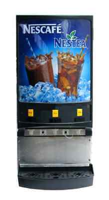 GM CP3AE Ice Tea Cappuccino Cold Powdered Beverage Dispenser CONTACT 4 SHIPPING