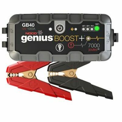 Noco Genius Booster GB40 PRO Plus 1.000A ultrasicheres Lithium-Starthilfegerät