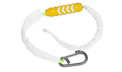 Core Sensor Safety Leash Version 2 kurz gelb/weiß *VOM CORE PRO SHOP FEHMARN*
