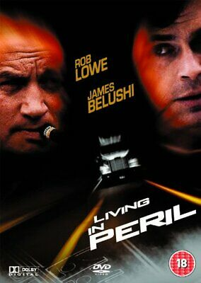 Living in Peril [DVD] [2007] - DVD  UMVG The Cheap Fast Free Post
