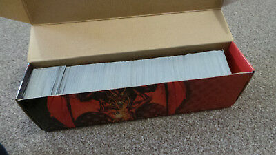 Collection Of Approx 1000 Mtg Cards In Box, Magic The Gathering