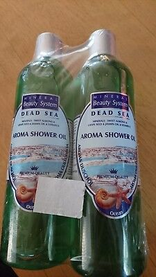 Mineral Beauty System Aroma Shower Oil