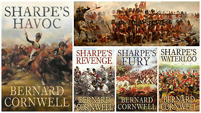 21 Audiobooks - The Richard Sharpe Series Collection By Bernard Cornwell Mp3 DVD