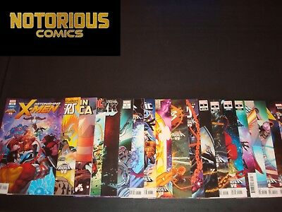 Mighty Morphin Power Rangers #25 Complete 6 Cover Montes Variant Set Boom 03/14