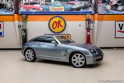 2005 Chrysler Crossfire Limited 2005 Silver Limited!