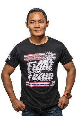 Yokkao T-Shirt Fight Team 2.0 Black MUST SEE Size Large