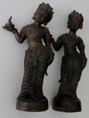 2 Chinese Bronze - masterpieces (VIETNAM)-Post ANGKOR