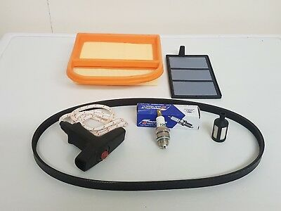 Stihl Service Kit Contain Air Filter, Fuel Filter, Belt, Rope, Plug Suits TS410