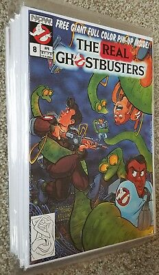 The Real Ghostbusters, Green Hornet, Married With Children - Now Comics Lot!