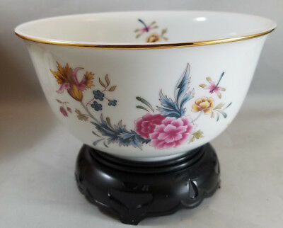 Vintage Avon Porcelain American Heirloom Collection Bowl Independence Day 1981