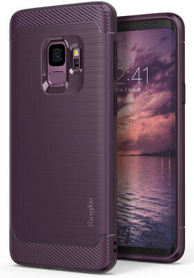 Samsung Galaxy S9 Ringke [ONYX] Flexible Durability, Durable Defensive Anti-Slip