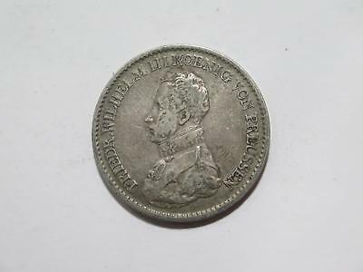 Germany Prussia 1818 A Thaler Silver Crown Type Old World Coin Collection Lot