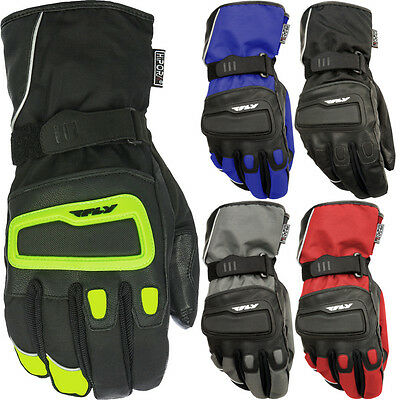 Fly Racing Xplore Cold Weather Mens Snowmobile Glove
