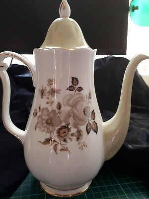 Queen Anne Terra Nova Coffee Pot