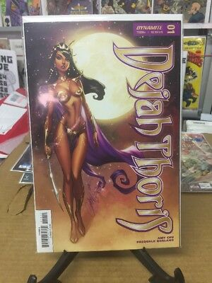Dynamite Comics - Dejah Thoris #1 - Campbell Variant - Bagged & Boarded