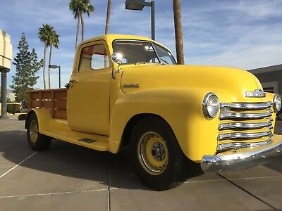 1950 Chevrolet Other Pickups  1950 CHEVROLET PICKUP Pick-Up Series 350 Great Driver Private Party Must See