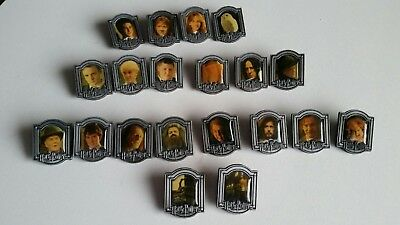 Harry Potter Pins - 20 Pins All Different Characters