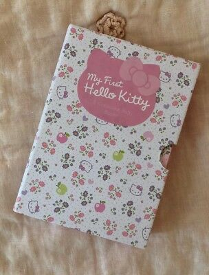 Hello Kitty Keepsake Baby Books 0-3 Years